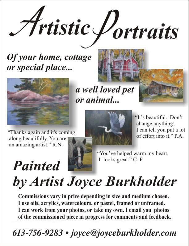 Commissions - Joyce Burkholder